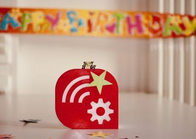 Happy Birthday M40