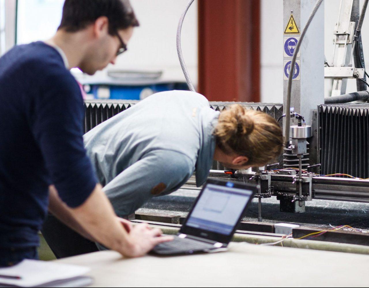Retrofit einer Produktionsmaschine