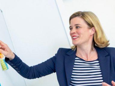 Inke Onnen-Lübben, Digitale Botschafterin des Mittelstand 4.0-Kompetenzzentrum Bremen