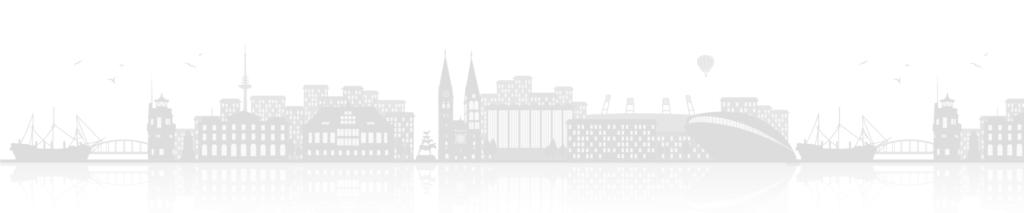 Bremen Illustration Hintergrundbild