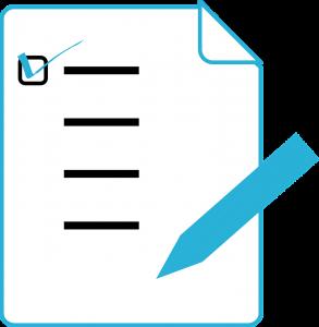 Checkliste Clipart