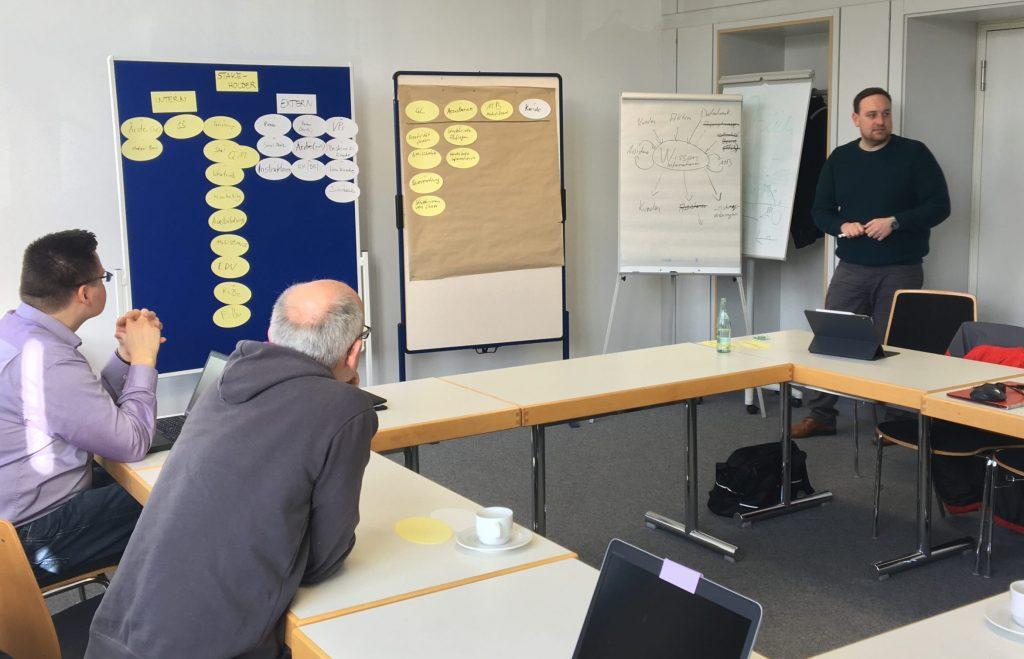 Workshopsituation